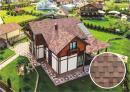 Czym pokryć stylowy dom czyli gonty bitumiczne w wielu odsłonach