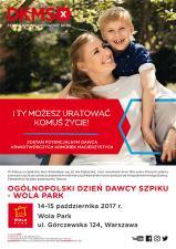 Dni Dawcy Szpiku w Wola Parku