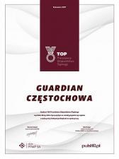Guardian Częstochowa wyróżniony pracodawca Województwa Śląskiego