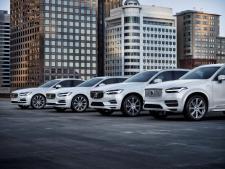 Elektryczne samochody od Volvo