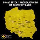 Ekstremalna odskocznia od urzędniczego biurka! Pierwsze Mistrzostwa Polski Samorządowców w Runmaged