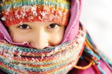 Come proteggere la pelle del bambino durante l'inverno?