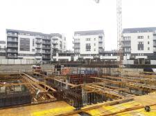 Postępy na budowie Nowe Ogrody