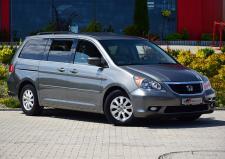 Honda Odyssey – VAN w japońskim stylu