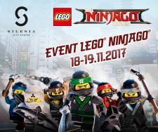 LEGO NINJAGO w Silesia City Center