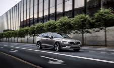 Nowe Volvo V60 na wspólnej płycie podłogowej