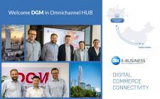 OEX E-Business podpisał umowę na logistykę 5PL z firmą DGM z Hongkongu
