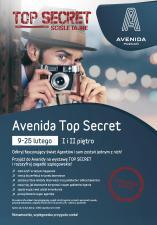 """Tajne przez poufne, czyli interaktywna wystawa """"Top Secret"""" w Avenidzie Poznań"""